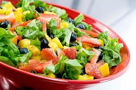 Zupa's Mango Berry Salad Recipe!