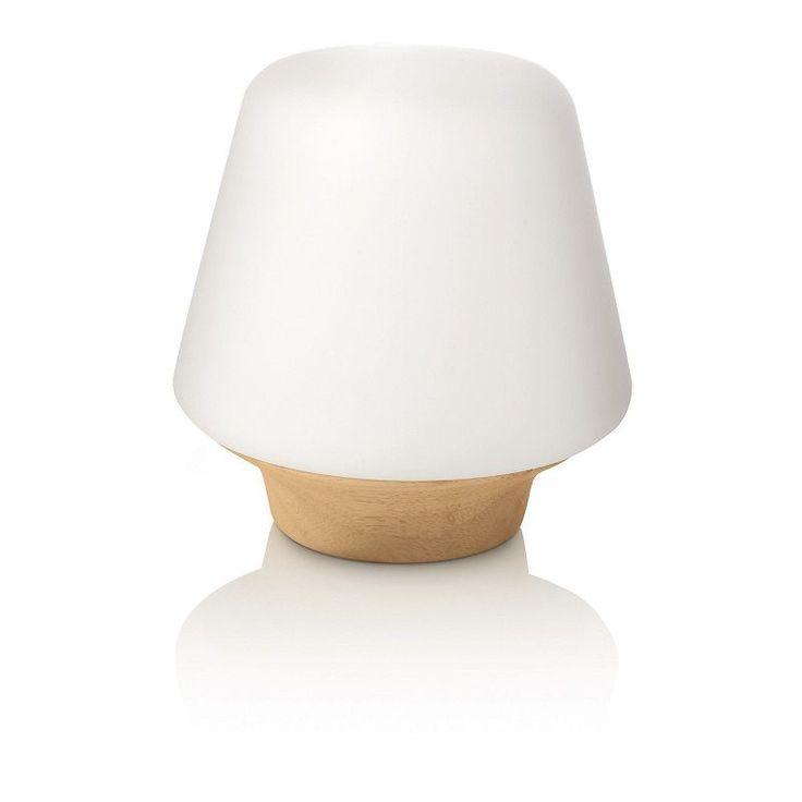 Lampe à poser Wellness bois clair - Philips