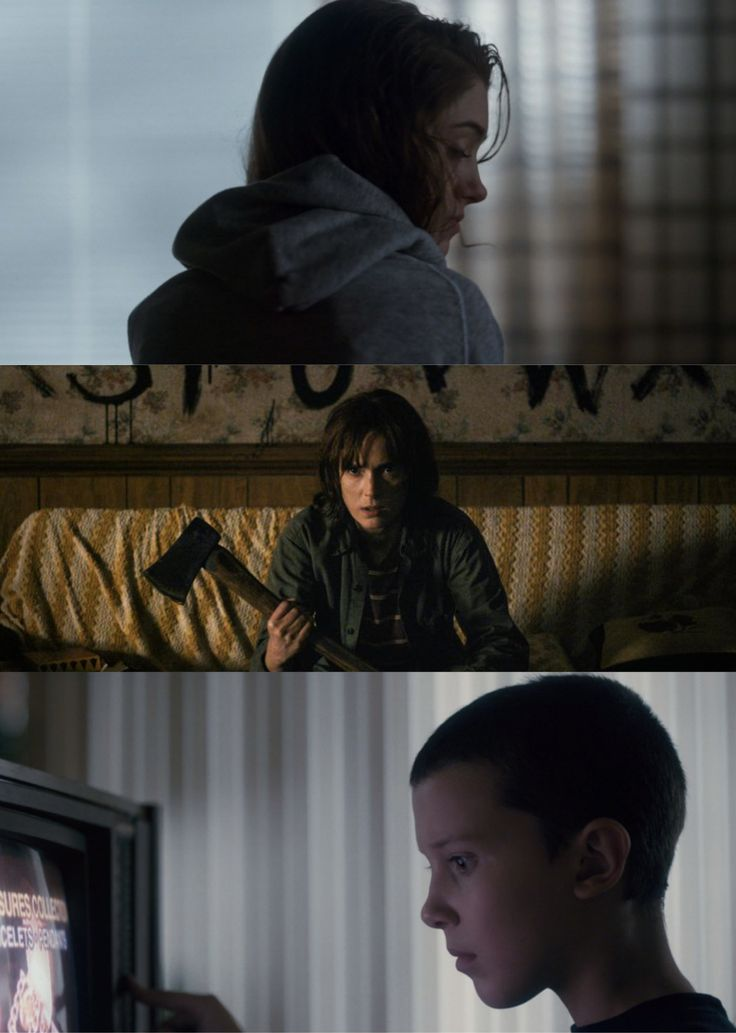 Stranger Things / Strong Women (2016-present), d. The Duffer Brothers, d.p. Tim Ives