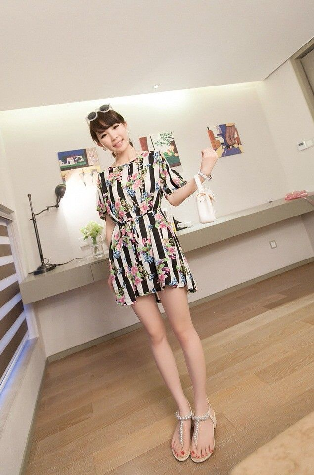 Dress Korea - 91931ILF  Rp 119.000,-