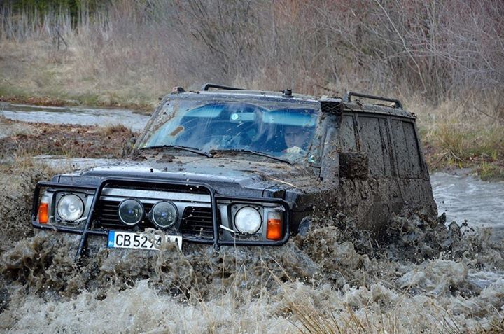 Nissan Patrol Offroad Monster