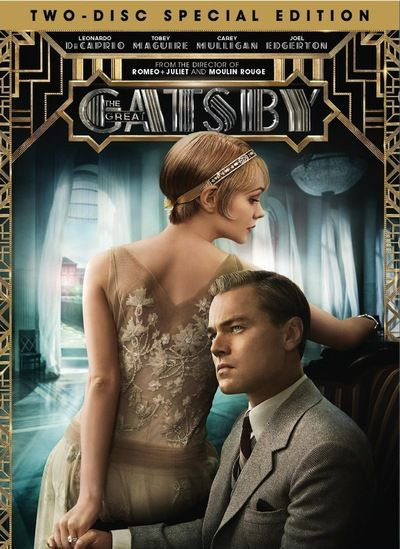 New arrival: The Great Gatsby
