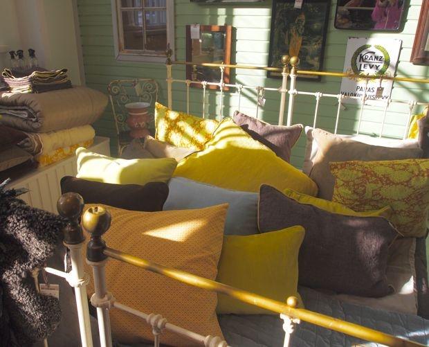 Kevään sisustusvärit   Asuntomessujen blogit