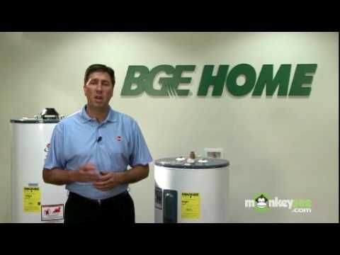 Water Heater Maintenance - Temperature and Pressure Relief Valve