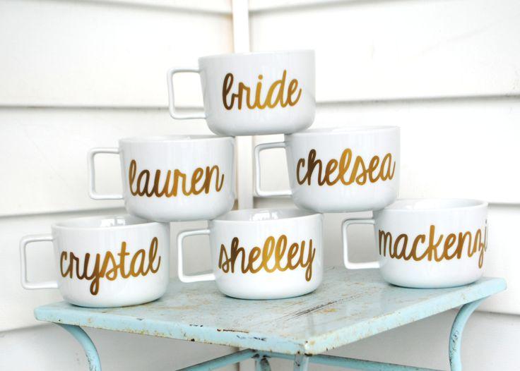 Bridal Party Mug by Twenty8Designs