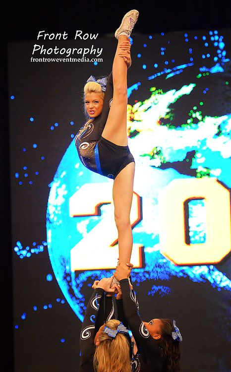 The Cheerleading Worlds Maryland Twisters F5 Photo by Front Row Photography