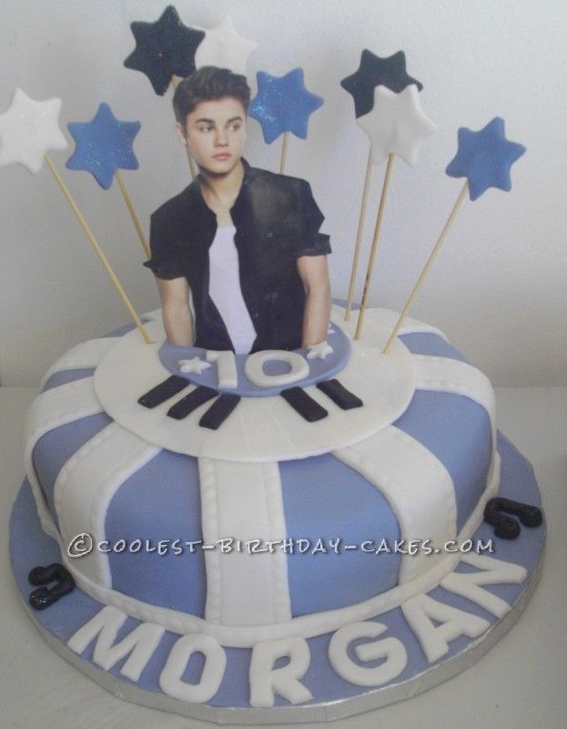 justin Beiber cakes - Google Search