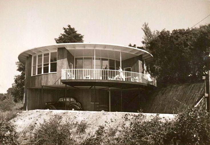 the round house - architect roy grounds 1953 frankston australia