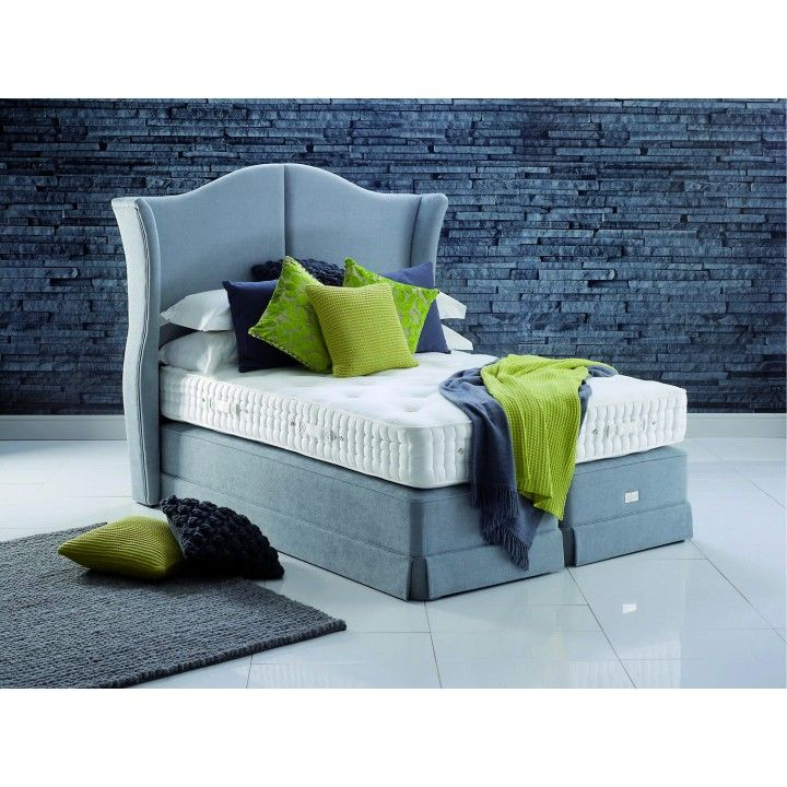 Hypnos Regency Clarence Supreme Super King Size Zip & Link Divan Bed for £4,352.90