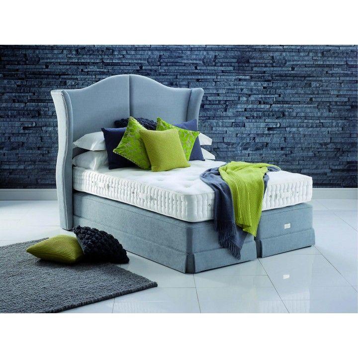 Hypnos Regency Clarence Supreme Euro King Size Divan Bed For