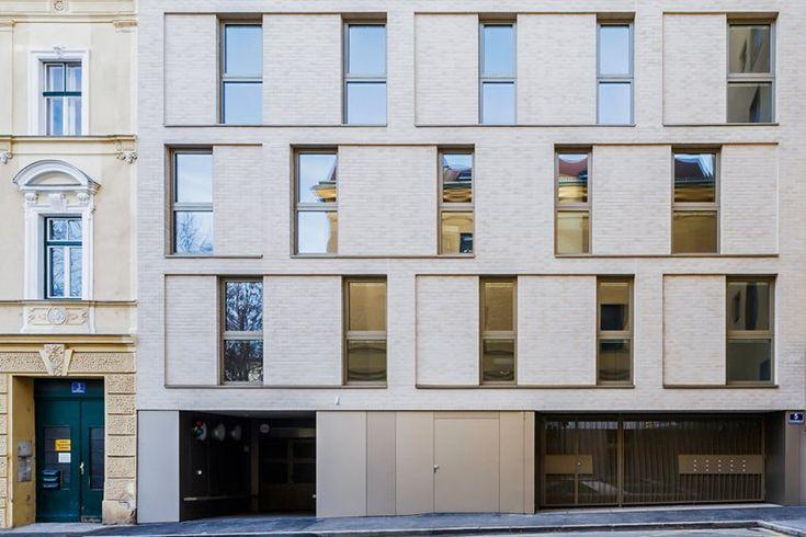 HEI - Residential Estate Frauenheimgasse, Vienna