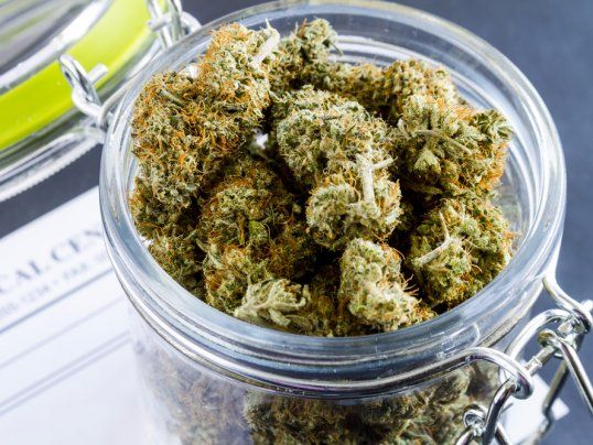 Epilepsy drug derived from marijuana nears FDA approval
