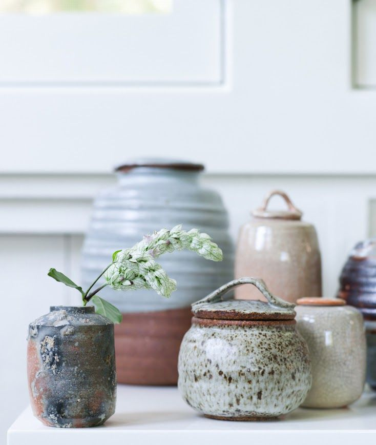 Alittlemorelikethis mount washington pottery always for Menaje cocina japonesa