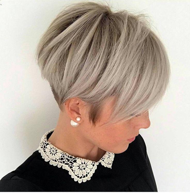 33 Amazing Short Hairstyles 2017