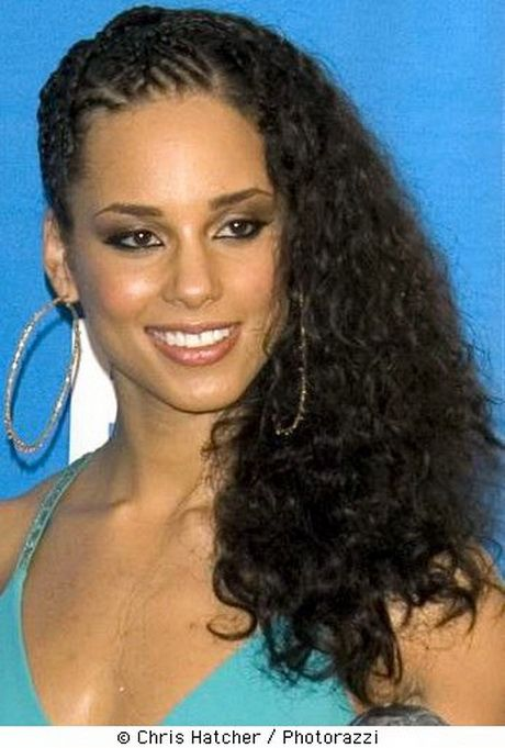 alicia keys braids ideas