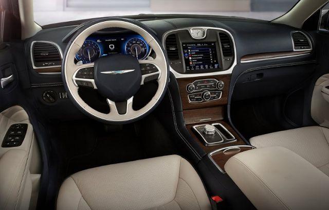 2018 Chrysler 300 Concept