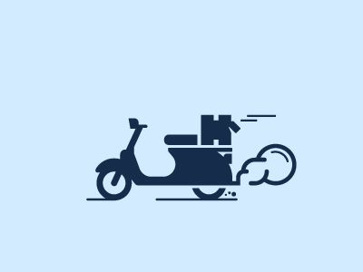 Delivery icon inspiration.