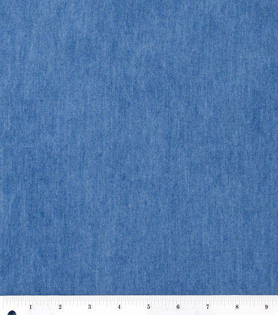 Sew Classic Bottomweight Light Wash Denim Fabric