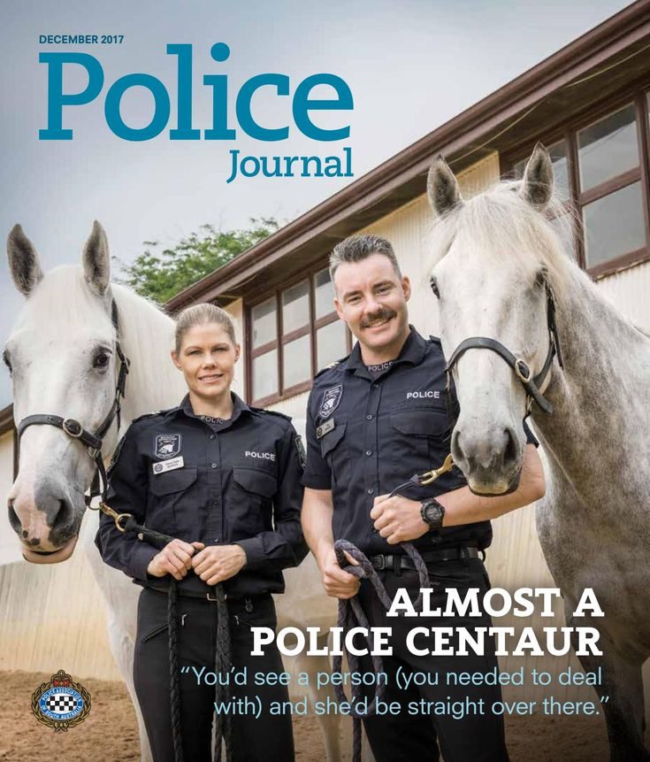 The Police Journal is published by the Police Association of South Australia every two months and distributed to members. The journal provides current information on industrial issues as well as police-related articles.