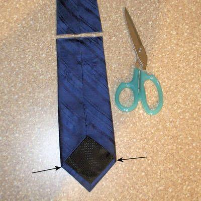 Necktie Purse/Wallet