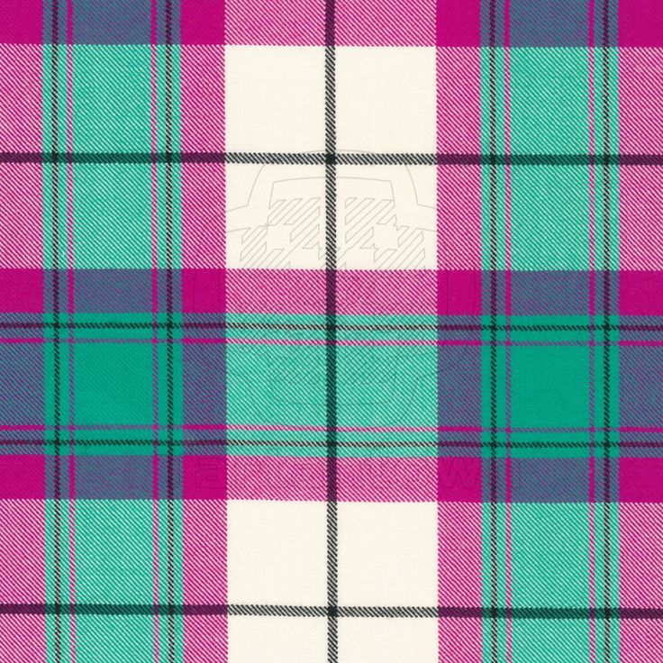 Tartan - Dress Mint Kerr (per yd) - Tartantown