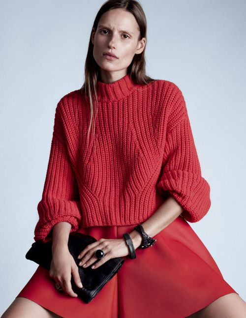 carangi: Cate Underwood for Playing Fashion2014