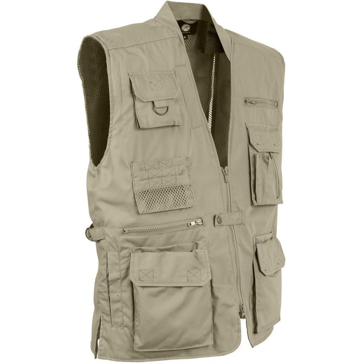 Plainclothes Concealed Carry Vest - Rothco