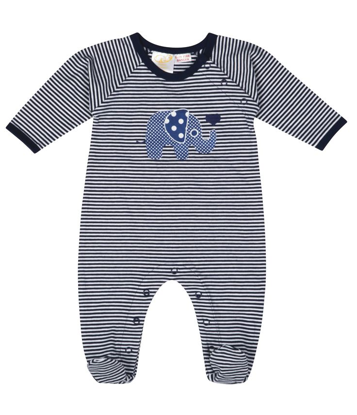 Gingerlilly Junior Winter romper comes in a gift box making it the perfect gift for the little one in your life