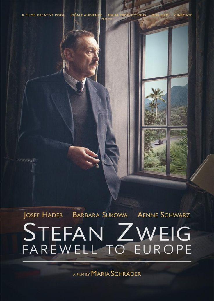 Cinelodeon.com: Stefan Zweig: Adiós a Europa. María Schrader,
