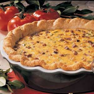 Roast Beef Quiche!  My Family LOVED this recipe!!!