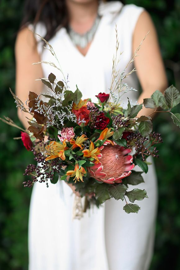Stunning Waihi Beach Wedding By Greta Kenyon Flowers O N My Hand