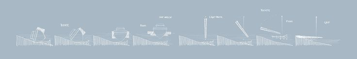 loopo studio | creative team of architects | Faro di ricordia