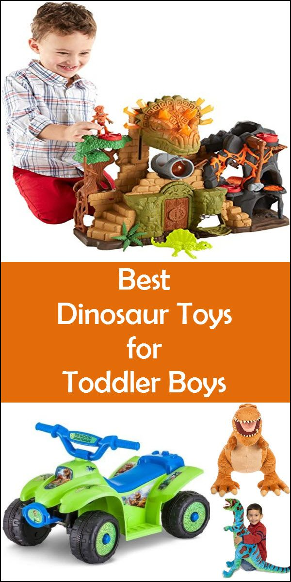 Dinosaur toys for toddler boy (and girls!) - SUPER cute ideas!  http://involvery.com/best-dinosaur-toys-for-toddler-boys/