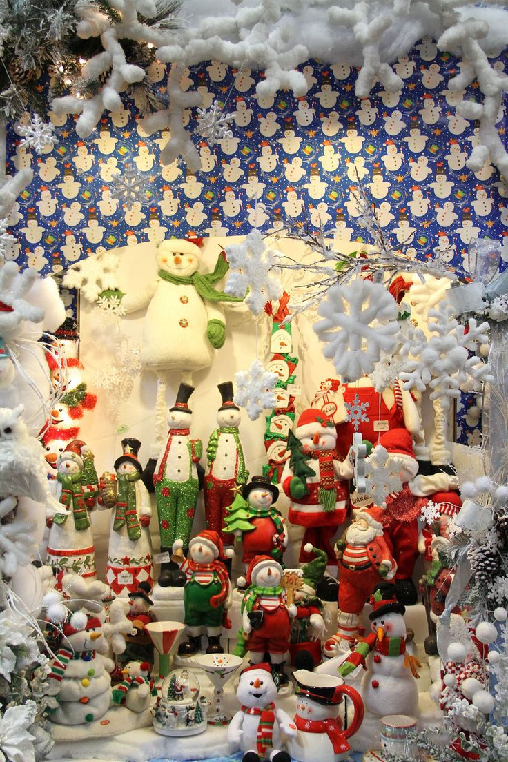 425 best Christmas Decoration Stores images on Pinterest | Xmas ...