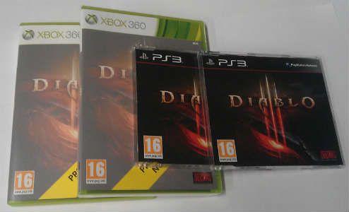 Διαγωνισμός με δώρο 4 Diablo III για PS3 και Xbox 360