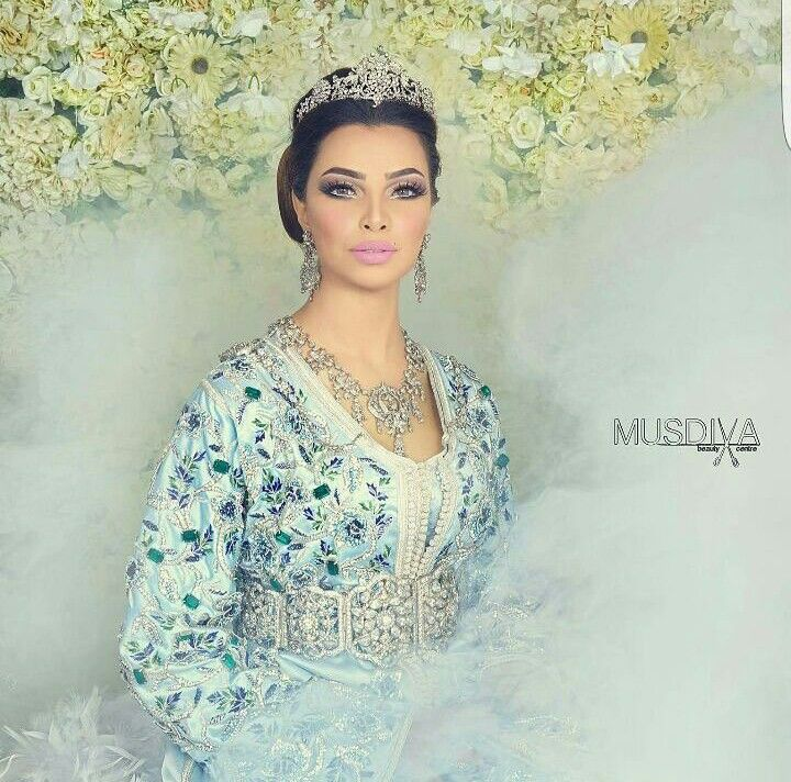 Moroccan Dress Wedding A Special Occasion Dresses Mille Islamic Fashion Caftans Brides Bride