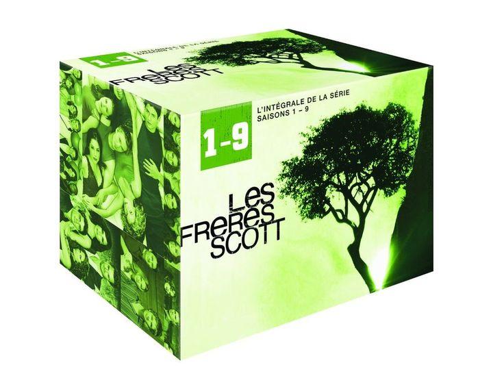 Les Frères Scott - L intégrale des 9 premières saisons - DVD