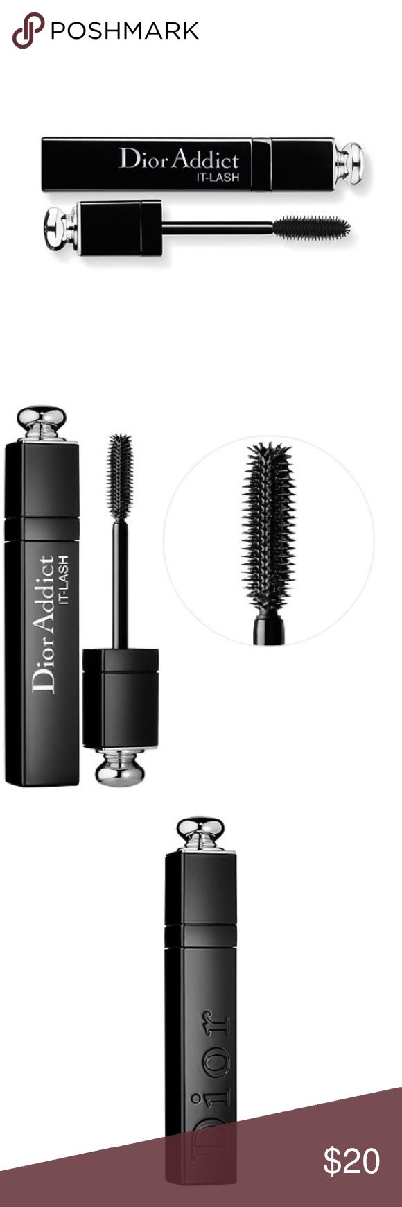 New Dior Addict IT-LASH Mascara in Black Dior Addict IT-LASH Mascara in Black. New, unused, no box. 9ml-0.30 FL.0Z. #092 Dior Makeup Mascara
