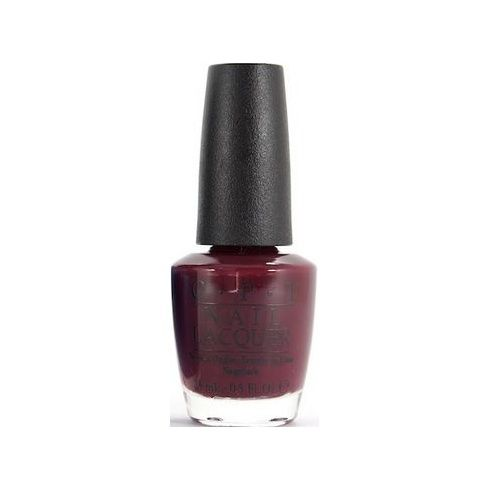 This dark eggplant laquer, wrapped in rich burgundy, is a great shade for the upcoming fall/winter. http://www.nailpolishdirect.co.uk/san-francisco-t99#page1