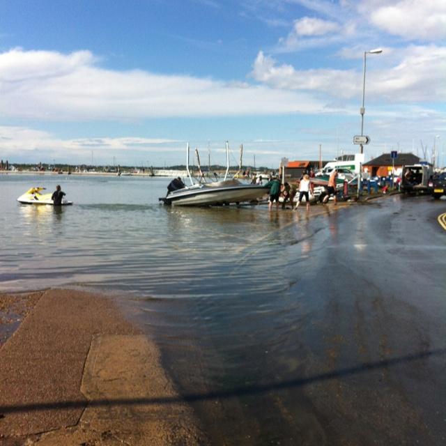 Tide In On Mersea Island