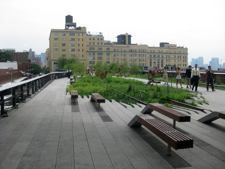 Best Architecture The High Line Project Nyc Other