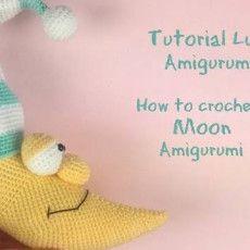 Schema per luna amigurumi – Tutorial in italiano.