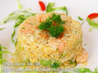 Seafood Fried Rice http://www.panlasangpinoymeatrecipes.com/seafood-fried-rice.htm #Seafood #FriedRice