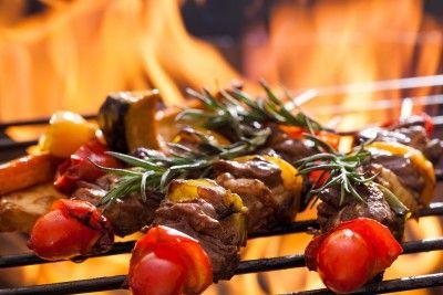 Tip: gaartijd, roostertijd en oventijd voor BBQ & Grill
