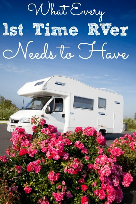 What Every 1st Time RVer Needs to Have - Roadschooling with The Frugal Navy Wife