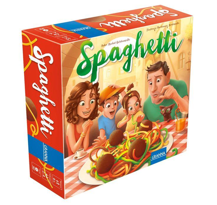 Gra spaghetti