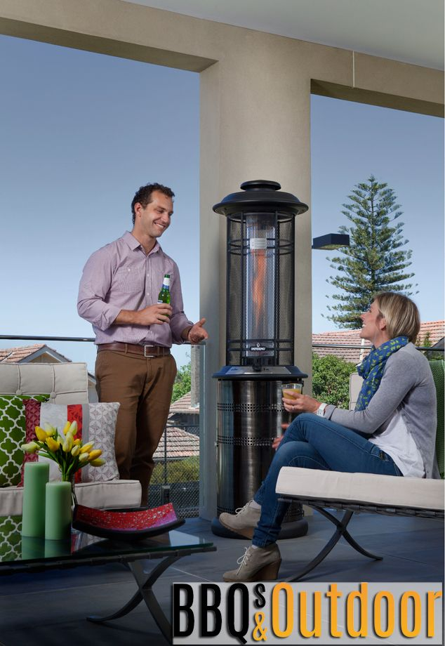 Gasmate Inferno Flame Heater - BBQ's & Outdoor