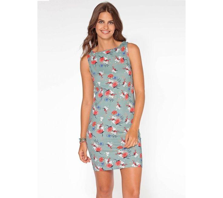 Šaty s potiskem | modino.cz #ModinoCZ #modino_cz #modino_style #style #fashion #dress
