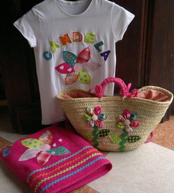 Conjunto personalizado, Bolsos y carteras, Bolsos, Ropa, Camisetas, Hogar, Cuarto de baño, Textil, Patchwork