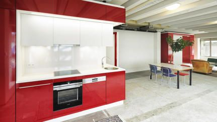 This Pre-Fab Apartment Turns Empty Offices Into Affordable Housing